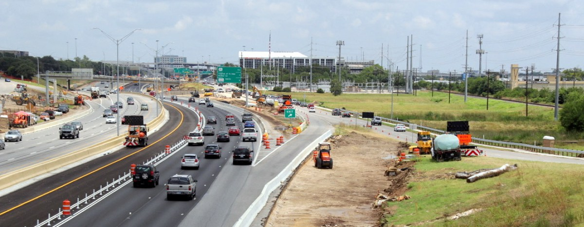 The northbound section of the MoPac express lane opened the weekend of Oct. 15-16.
