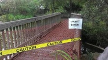 Precinct 4 trails along Spring and Cypress creeks reopen after damage from spring flooding