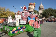 Thanksgiving events Austin