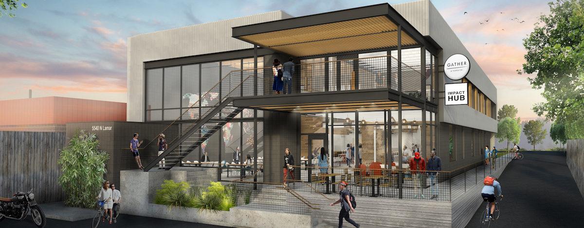Get a sneak peak of Austin's newest co-working space, opening Feb. 2
