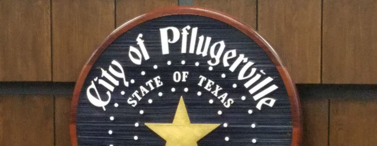 Pflugerville City Council Meeting