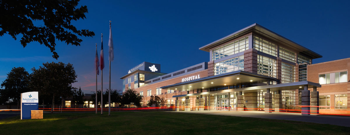 Baylor Scott & White is breaking ground for a hospital in Pflugerville on Feb. 8.