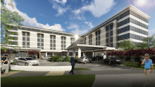 New hotel, office buildings approved at SH 114 and White Chapel in Southlake