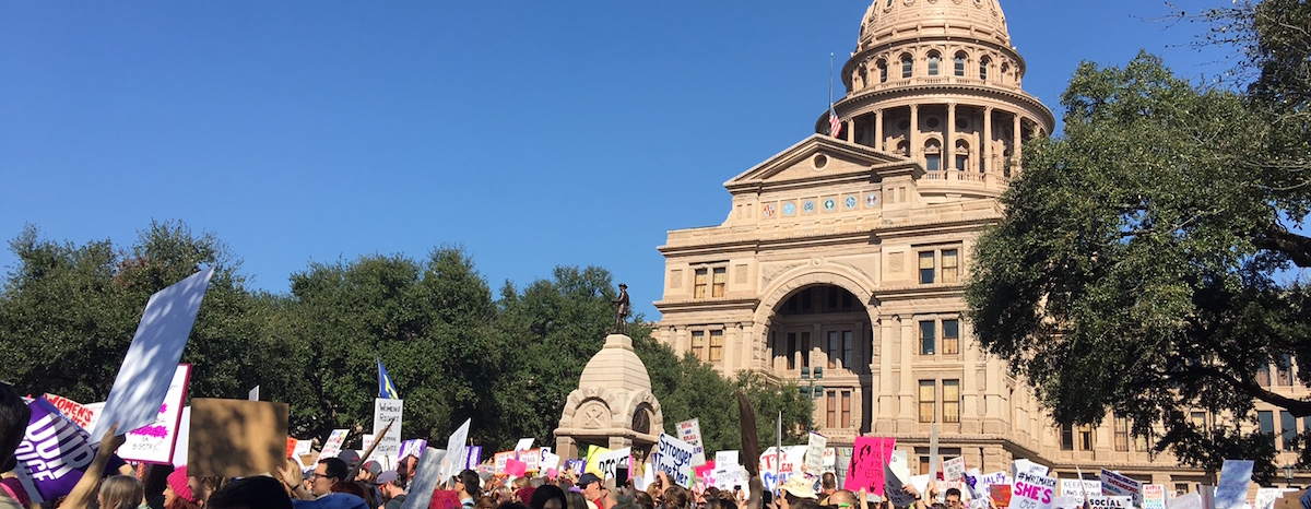 Women's March on ATX