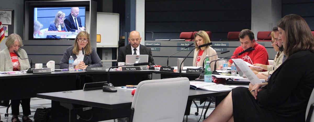 Austin ISD board of trustees