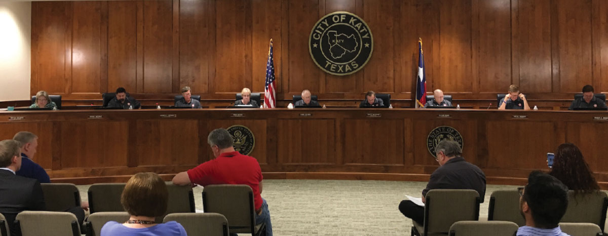 Katy City Council proceeds with 2 tax bonds, adds marketing position at first February meeting