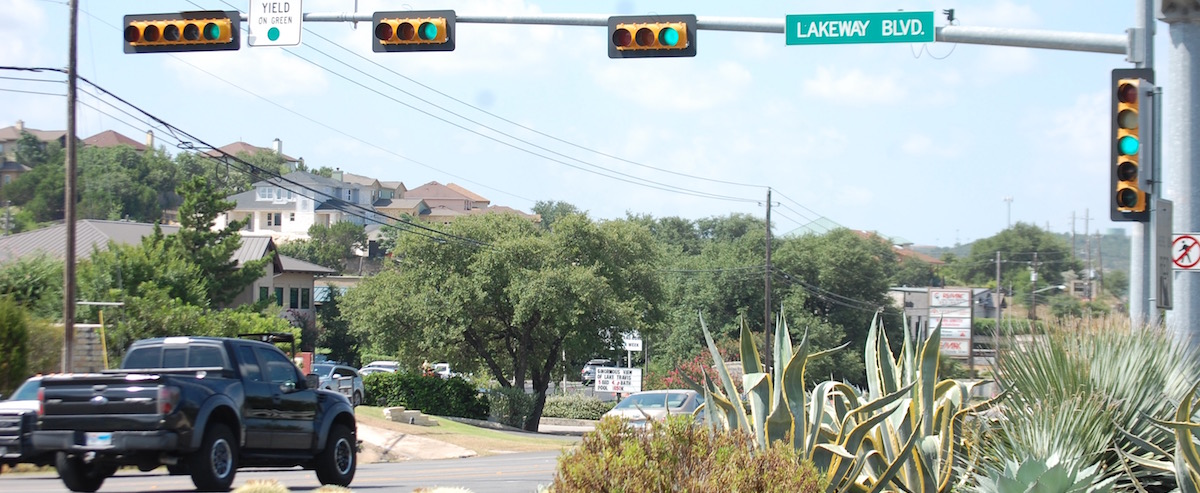Lakeway City Council approved extending its traffic laws to private streets in two North Lakeway developments. The act authorizes the city's police force to write citations in those neighborhoods in the same manner as on the city's public streets such as Lakeway Boulevard.