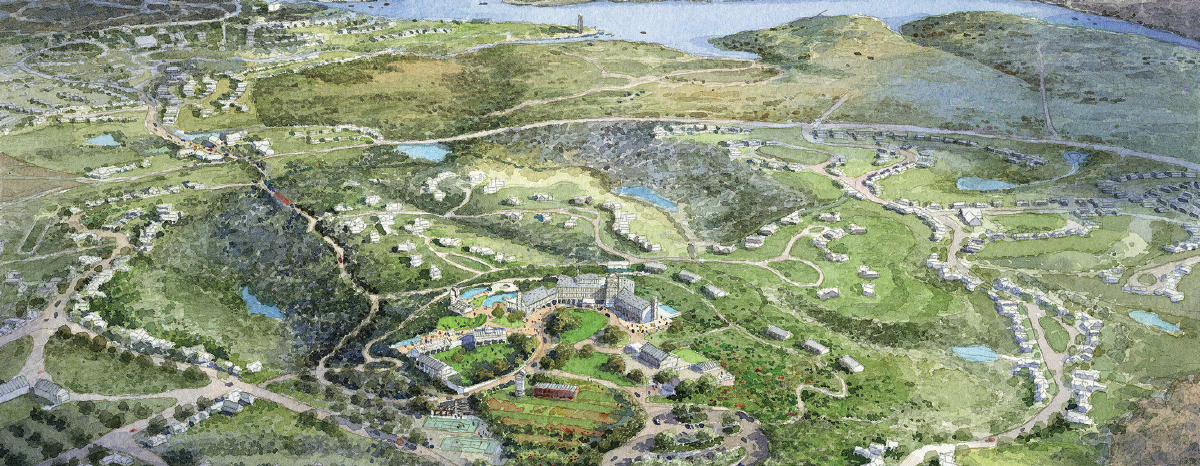 Master-planned community Thomas Ranch is set to begin development in the Spicewood area.