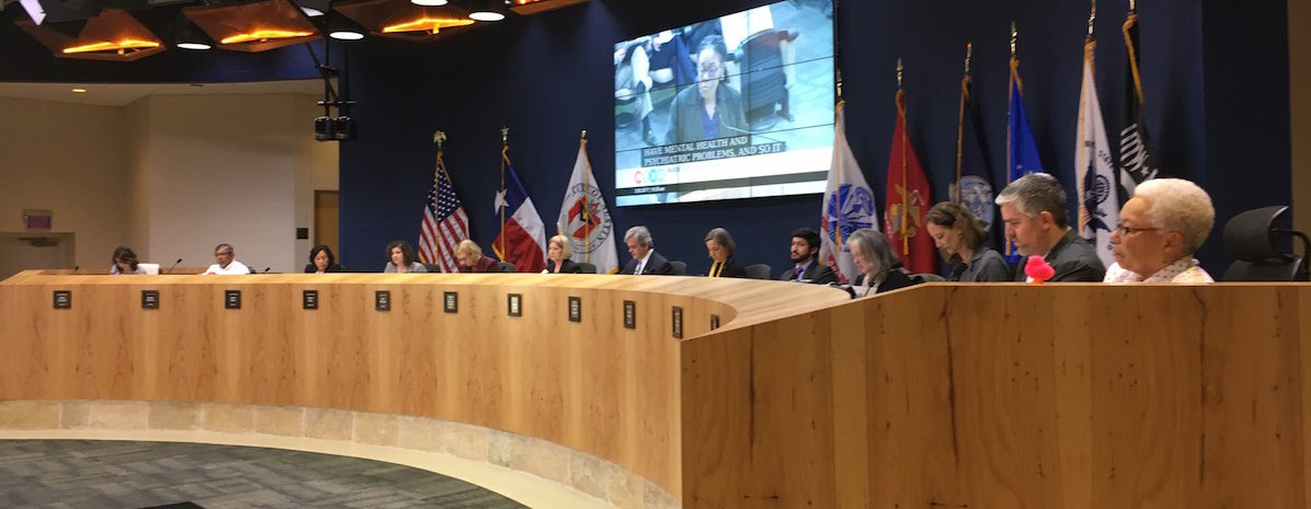 Austin City Council is set to hear the controversial Austin Oaks planned unit development zoning case on Thursday. The item has been postponed four time since Dec. 15
