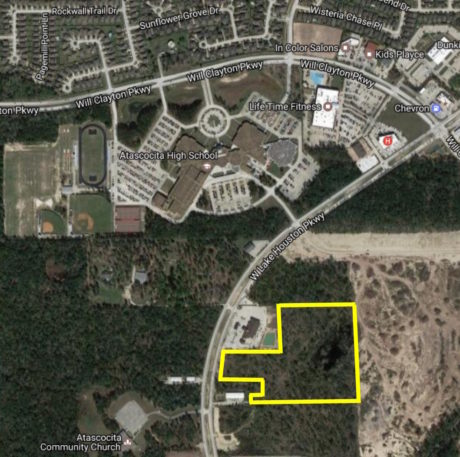 Harris County purchased 19 acres to create a new park in Atascocita.