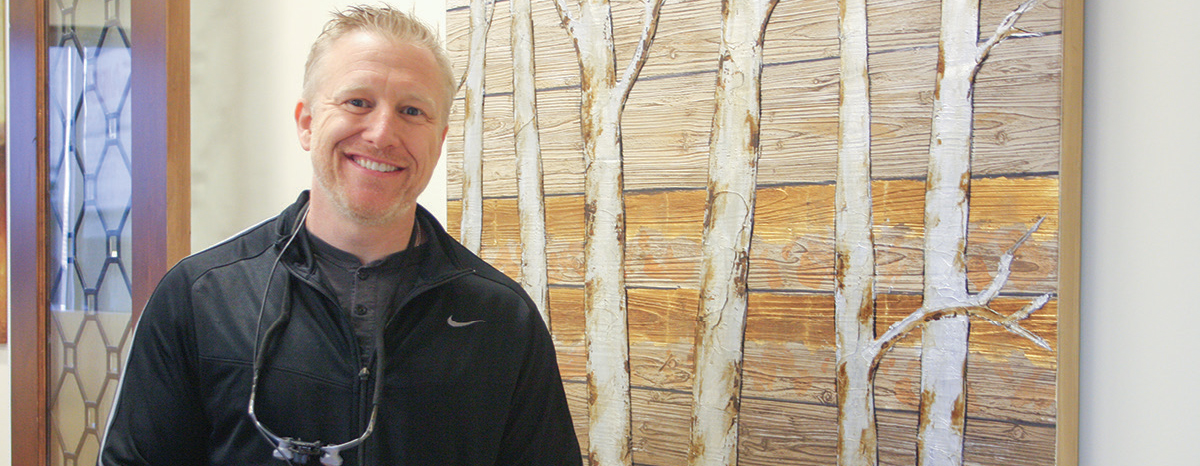 Dr. Chris Blume—a graduate of Jersey Village High School, Baylor University and The University of Texas—has opened five locations of his dental practice across Cy-Fair in 10 years.
