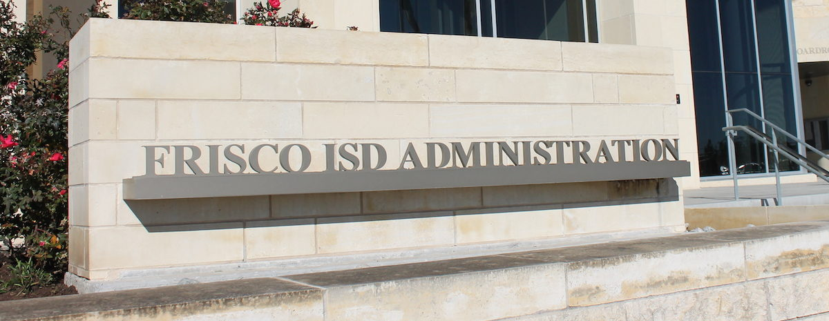 The Frisco ISD board of trustees will begin a search for a new superintendent.