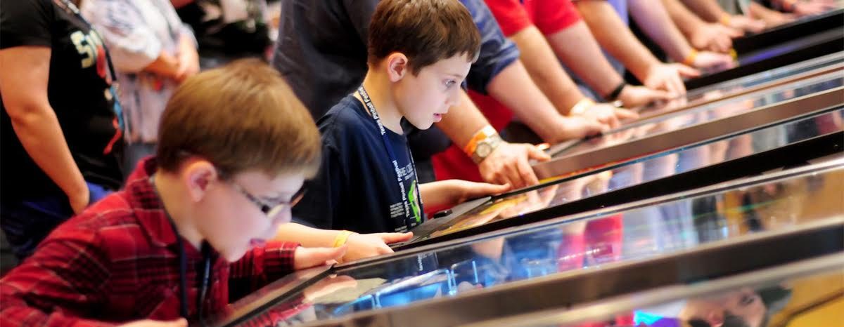 Texas Pinball Festival makes its way to Frisco this weekend.