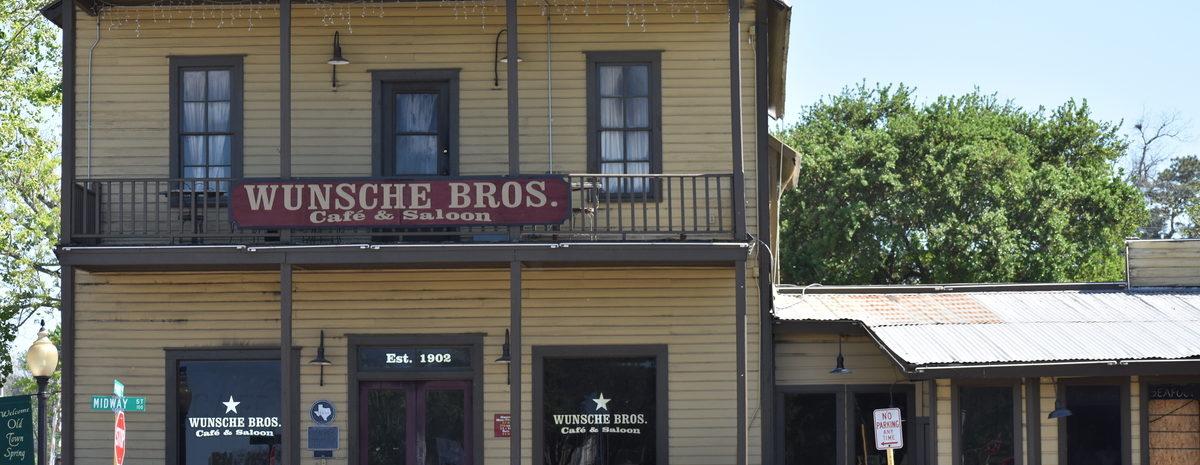 Wunsche Bros. Cafe Saloon