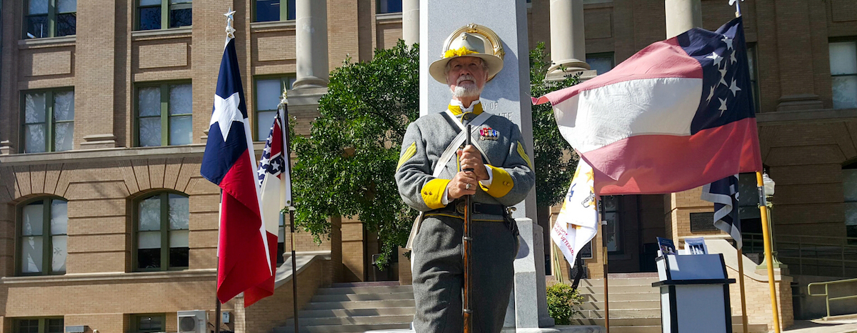 Sons of Confederate Veterans, Williamson County Grays, Confederate Monument