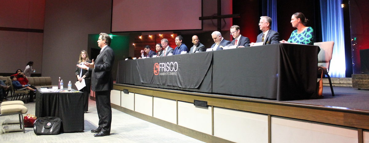 Collin County Business Alliance will partner with local chambers to host candidate forums.