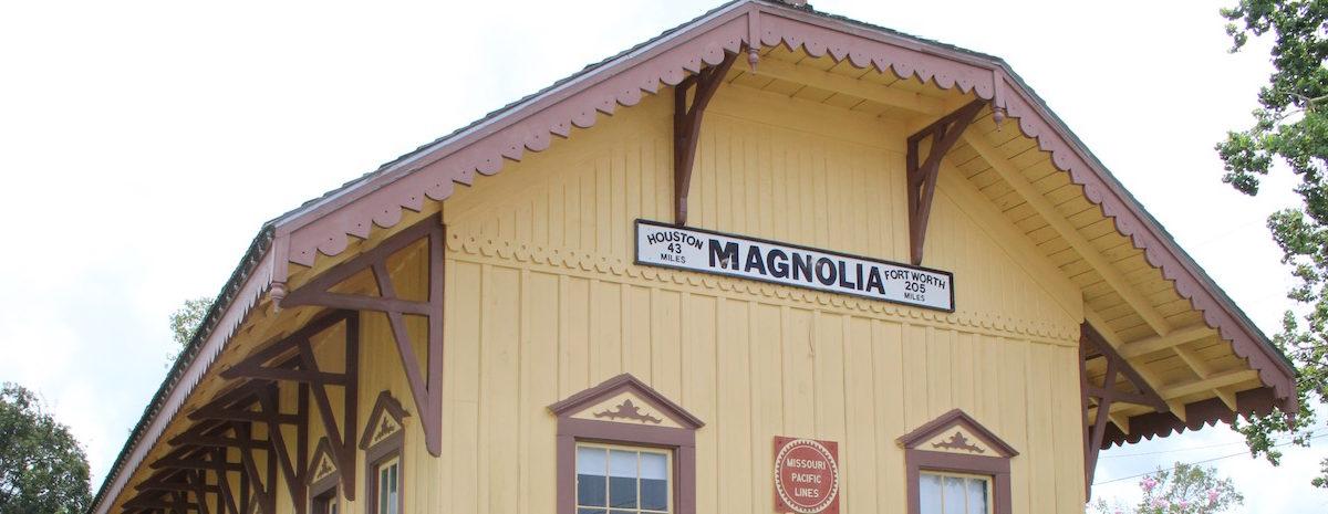 Magnolia Depot