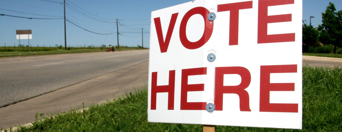 Early Voting starts Monday, April 24 in Jersey Village.