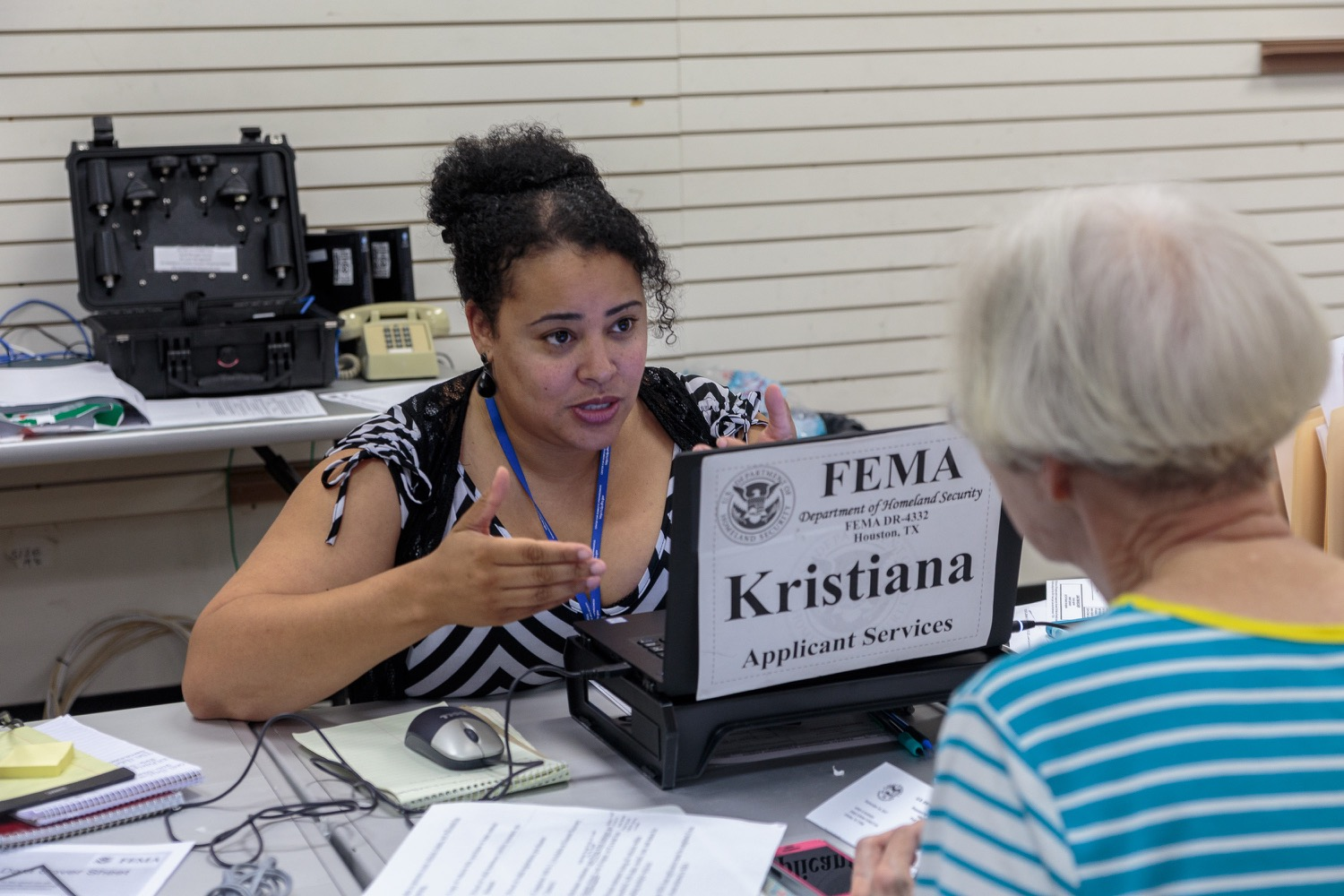 Disaster Recovery Specialist Fema Closing Pearland Area Disaster Recovery Center June 1