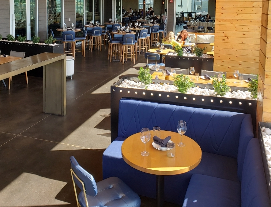Roanoke S Craft Vine Completes Renovations To Covered Patio Community Impact Newspaper