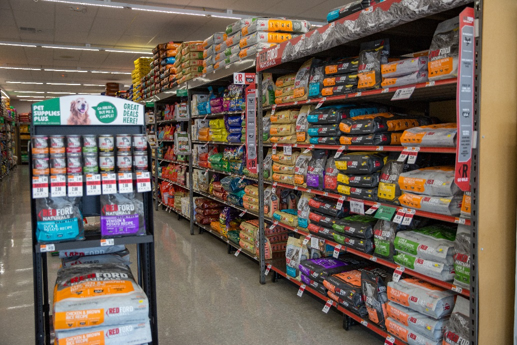pet supplies plus expects