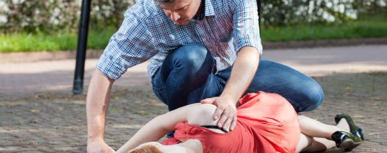 Emergency first aid at work course starting