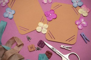 paper card scissors