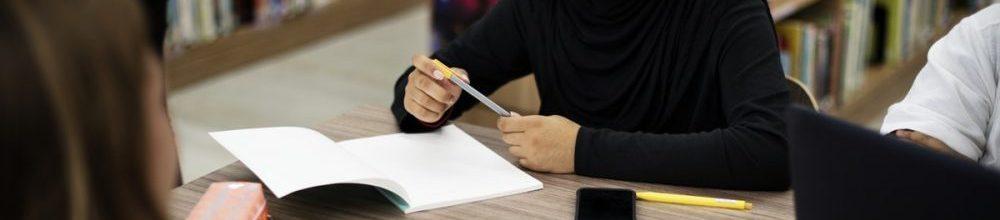 Tackling a reading exam