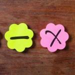 flower maths symbols e