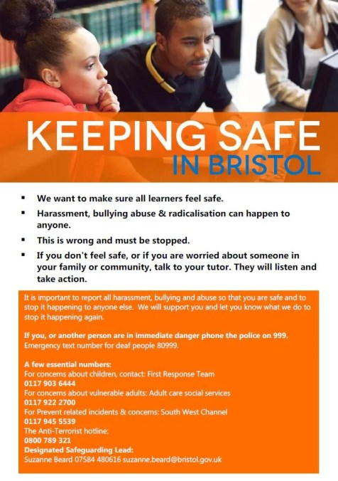 keepin gsafe front cover