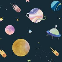 Home Learning – Space!