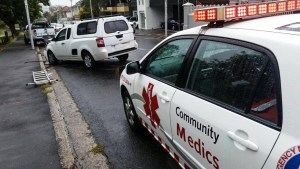 Community Medics Response Vehicle