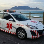 Community Medics and Table Mountain