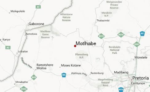 Motlhabe my home (Poem)