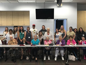 WPV - Recording the Past: LMU Students Document the Life Histories of Local Seniors