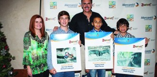 Mercantil Commercebank names winners of Zoolens competition