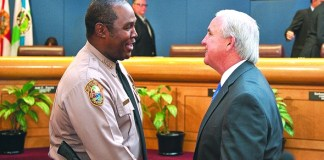 Police director J.D. Patterson Jr. confirmed by county commission
