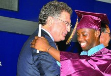 Homestead Job Corps Center joins in National Commencement Day