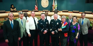 MDFR earns recognition for 'Infection Control Program'