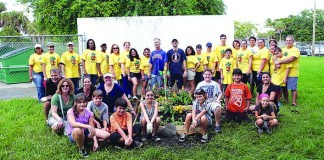 BHSF cares for community with S. Fla. Day of Service