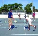 'Pickleball'game to make local debut in Cutler Bay