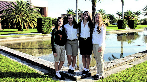 St. Brendan High School names 2014 Silver Knight candidates