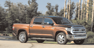 Toyota Tundra has major design changes for 2014