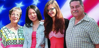 Local host families needed for international students