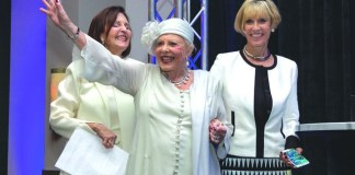 Luncheon pays tribute to philanthropic community
