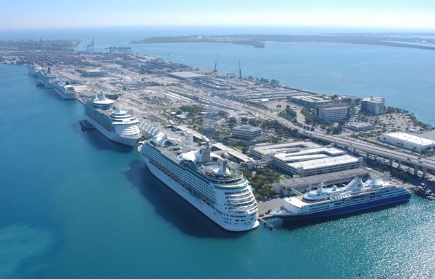Port of Miami Cruise