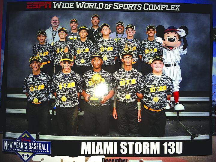 Storm wins Orlando tourney