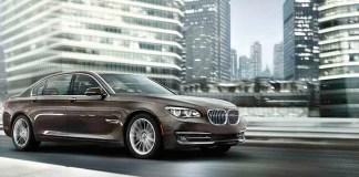 BMW-7-series-sedan-side-view-road