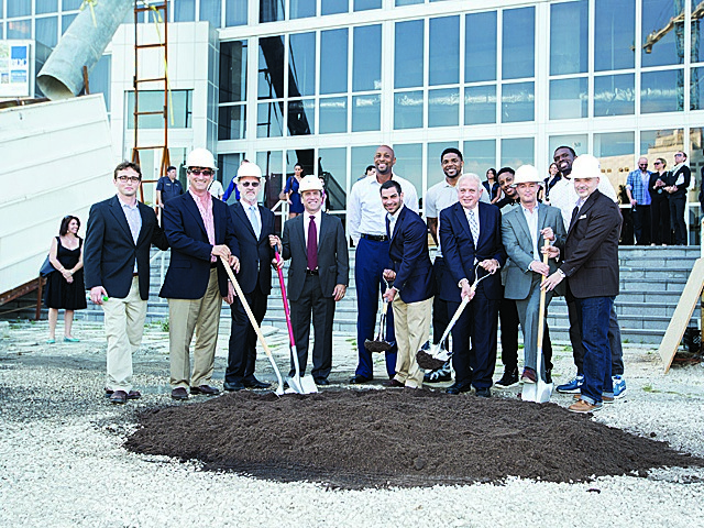 CGI Merchant Group breaks ground at 1100 Biscayne