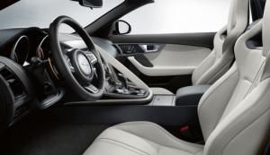 2016 Jaguar F-TYPE Coupé